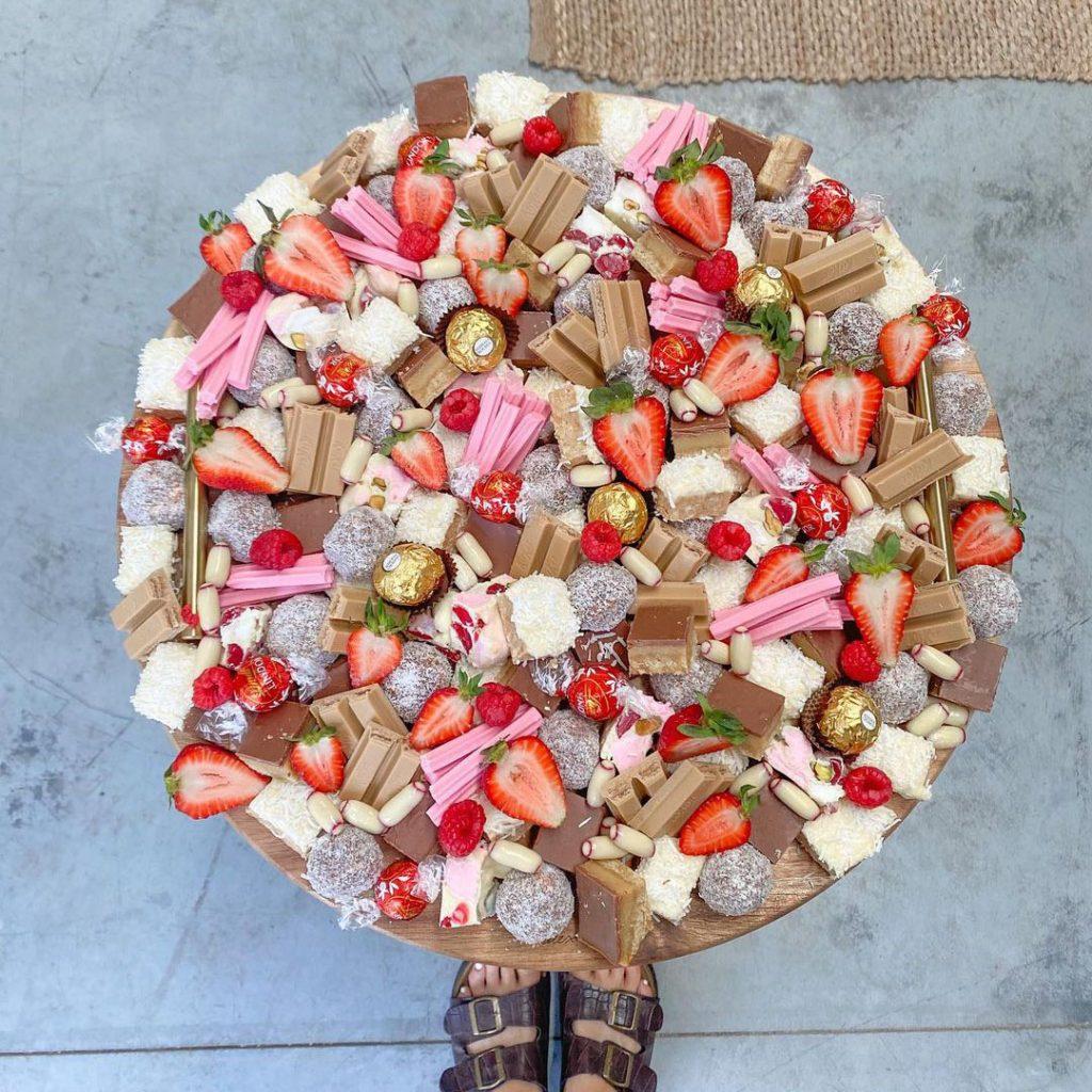 Dessert Grazing Platter in Melburn